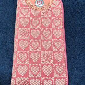 Pink Brighton Sunglasses case